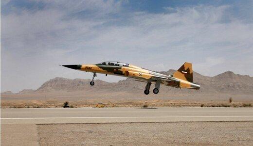تحویل ۳ فروند جنگنده کوثر به نیروی هوایی ارتش/جنگنده پیشرفته نیروهای مسلح را بیشتر بشناسید