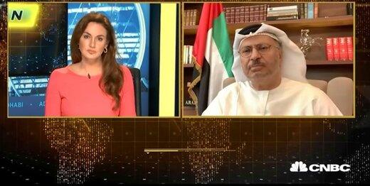 امارات: به دنبال روابط خوب با تهران هستیم/موشکهای ایران در اقدامات شرورانه استفاده شده است!