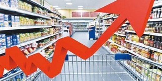 قیمت ها طی چند ماه اخیر چند درصد بالا رفتند؟