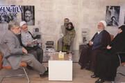 ببینید| ایران واقعا پر از بهشتی بود؟ /آیت الله بهشتی از نگاه دختر، داماد و شاگرد