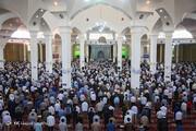 تصاویر | اولین نماز جمعه قم در سال ۱۳۹۹