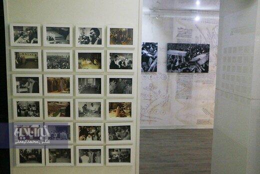 ماجرای شایعات منافقین درباره سنگهای مرمر دیوار خانه آیتالله بهشتی