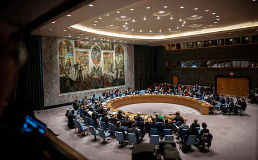 شورای امنیت قطعنامه توقف درگیریها را تصویب کرد