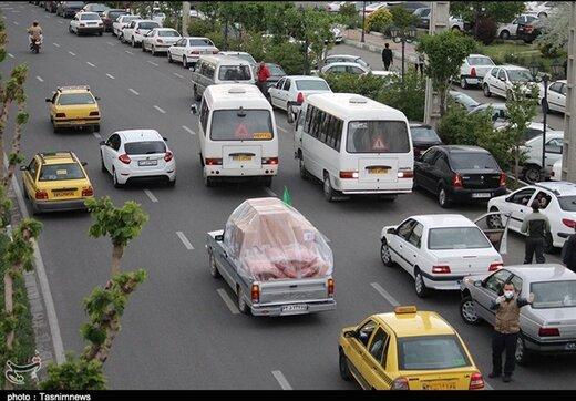 شهرداری پاسخگو باشد؛ جریمه رانندگان به خاطر خروج زودهنگام از طرح ترافیک علیرغم اعلام اولیه