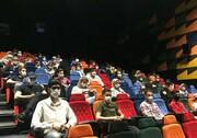 «شنای پروانه»، پیشتازِ فروشِ سینماها شد
