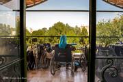 تصاویر | تنهایی غمانگیز سالمندان در قرنطینه