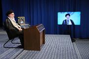 خطاب قائد الثورة عبر الفیدیو في الملتقی السنوي للسلطة القضائیة
