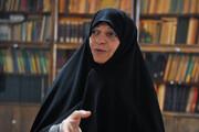 ببینید | دختر شهید بهشتی: منافقین روی مبلهای خانه ما هم حساس بودند