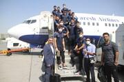 پرواز نساجیچیها به تبریز، لاکچری و اروپایی!/عکس