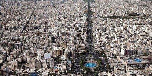 تفاوت عجیب قیمت مسکن در مناطق گران و ارزان تهران
