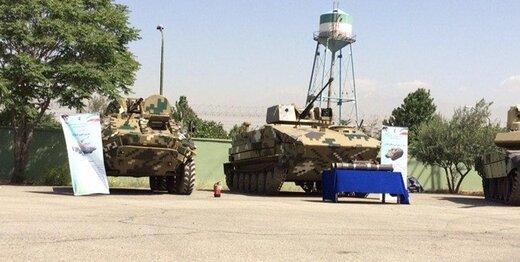 ۷ دستاورد نظامی و جدید نیروی زمینی سپاه را ببینید و بشناسید +عکس