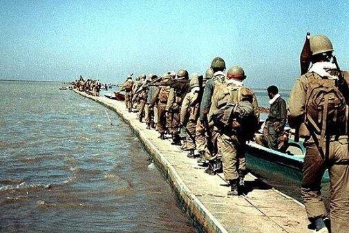 علت پیشروی ایران در خاک عراق و اشغال آن چه بود؟