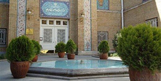 وزارت خارجه: تاریخ،قاتلان و خائنان را نخواهد بخشید