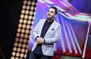شوخی احسان علیخانی با پدرش در برنامه «عصرجدید»