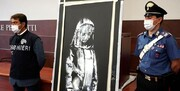 دزدان نقاشی بنکسی بازداشت شدند