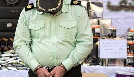 کلاهبرداری میلیاردی با لباس پلیس و استخدام افراد قوی هیکل