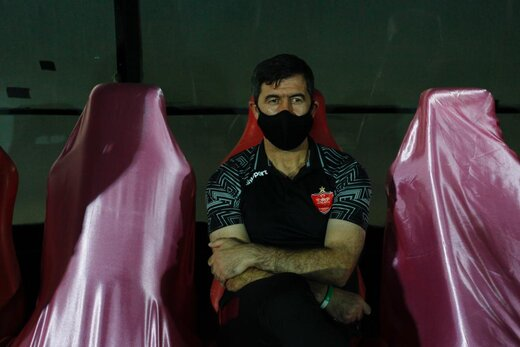 کریم باقری به فدراسیون فوتبال رفت