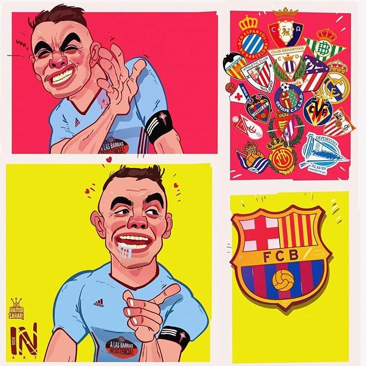 بارسلونا خوراک ویژه این بازیکن است!
