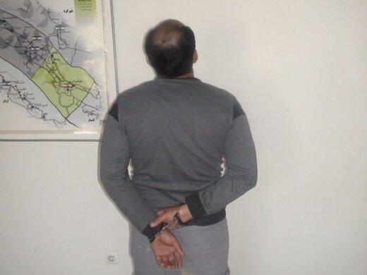 """دستگیری قاتل فراری در """"فارسان"""""""
