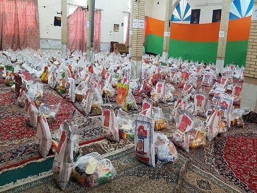 ۴۰ هزار بسته پروتئینی بین اقشار ضعیف استان در مناطق حاشیه شهرها توزیع میشود