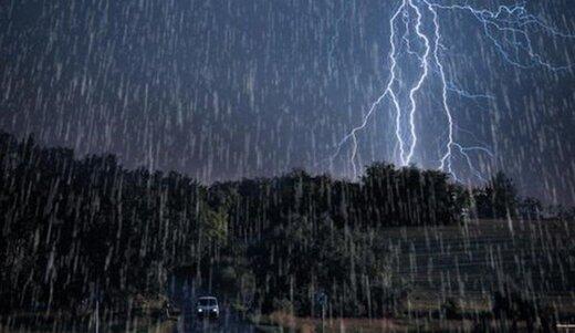 هشدار سازمان اورژانس کشور: تا پایان هفته رعد و برق در بیشتر مناطق