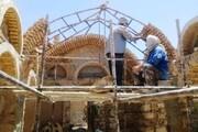 مرمت خانه تاریخی مستوفی در شوشتر