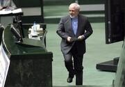 ظریف در راه بهارستان /مجلس هفته آینده ۲ روز صحن علنی دارد