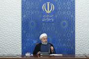 روحانی: از فرصت دوره کرونا برای توسعه دولت الکترونیک استفاده شود