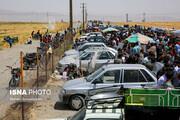 تصاویر | وضعیت قرمز در بازار پرندگان مشهد