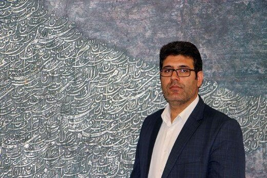 """افتتاح نمایشگاه بین المللی کاریکاتور و کارتون""""نمی توانم نفس بکشم"""" در خرم آباد"""