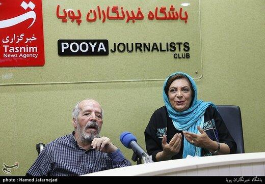 حسرتِ محسن قاضیمرادی در هنگام تلویزیون دیدن