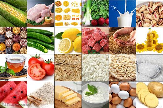 تغییرات قیمت اقلام خوراکی مناطق شهری/برنج خارجی ۱۶ درصد گران شد