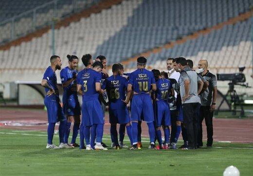 پنج بازیکن کرونایی استقلال در تمرین امروز حاضر شدند!/ عکس