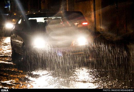 هشدار هواشناسی نسبت به وقوع رگبار و رعد و برق