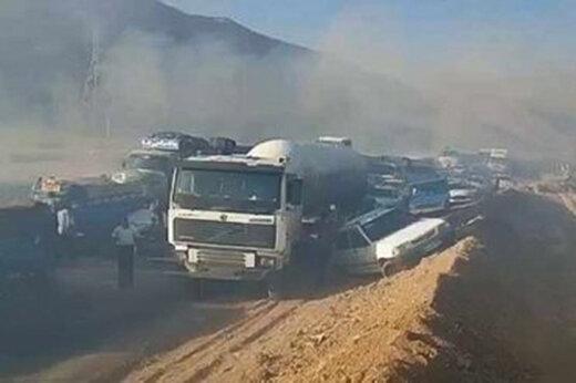 تلفات تصادفات بین جادهای ۴۲ درصد کاهش داشت