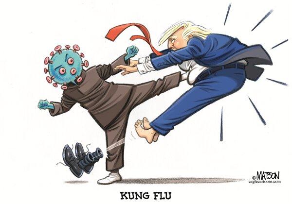 اینم ضربه کاری کرونا به ترامپ!