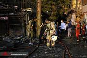 ببینید | مروری بر حادثه غم انگیز انفجار در کلینیک سینا