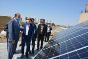 ۲۰۰طرح تولید انرژی برق با کمک مددجویان قزوینی اجرا شد