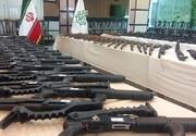 باند قاچاق سلاح در استان فارس متلاشی شد / قاچاقچیان قصد توزیع محموله در مرودشت را داشتند