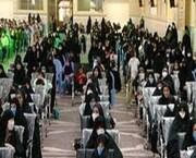 مراسم بزرگداشت شهید ابراهیم رشید در قم برگزار شد