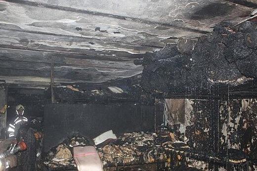 ببینید   روایت خبرنگار خبرگزاری صدا و سیما از حادثه کلینیک سینا