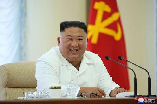 رهبر کره شمالی در انظار ظاهر شد/عکس