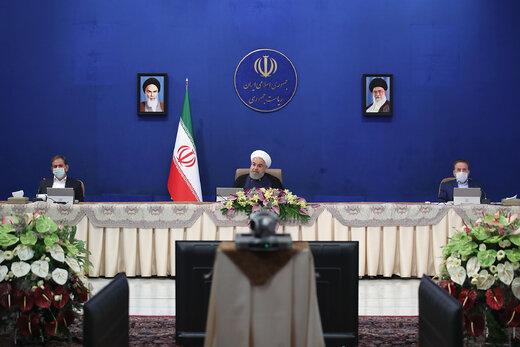 روحانی به آمریکاییها: به برجام ضربه بزنید، اقدام قاطع خواهیم کرد