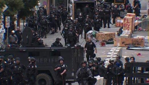 سیاتل وضعیت اضطراری اعلام کرد