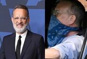 تام هنکس: ننگ بر تو اگر ماسک نزنی!