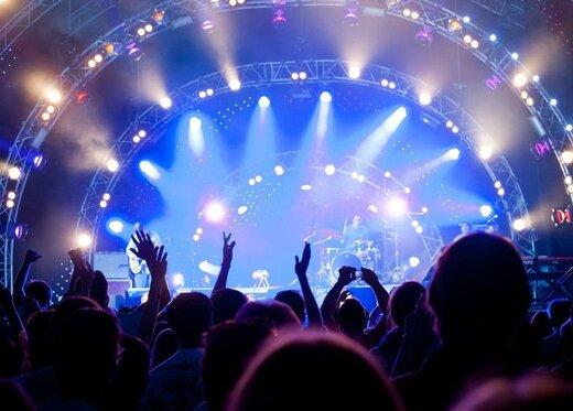 کنسرتهای موسیقی در سر دو راهی