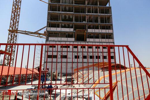 رونمایی از پروانه پلاسکو/ بیش از هزار ساختمان در تهران با خطر جدی مواجه هستند