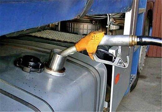 قرار است قیمت  گازوئیل زیاد شود؟
