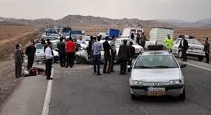 یک کشته و ۳مجروح بر اثر واژگونی پژو در محور قزوین-تهران