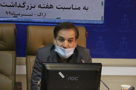 بررسی ۱۰۵۹۴ پرونده نزاع در پزشکی قانونی استان مرکزی